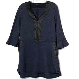 Primary Photo - BRAND: BCBGMAXAZRIA STYLE: DRESS SHORT LONG SLEEVE COLOR: NAVY SIZE: XXS SKU: 262-26275-76289NEW WITHOUT TAG