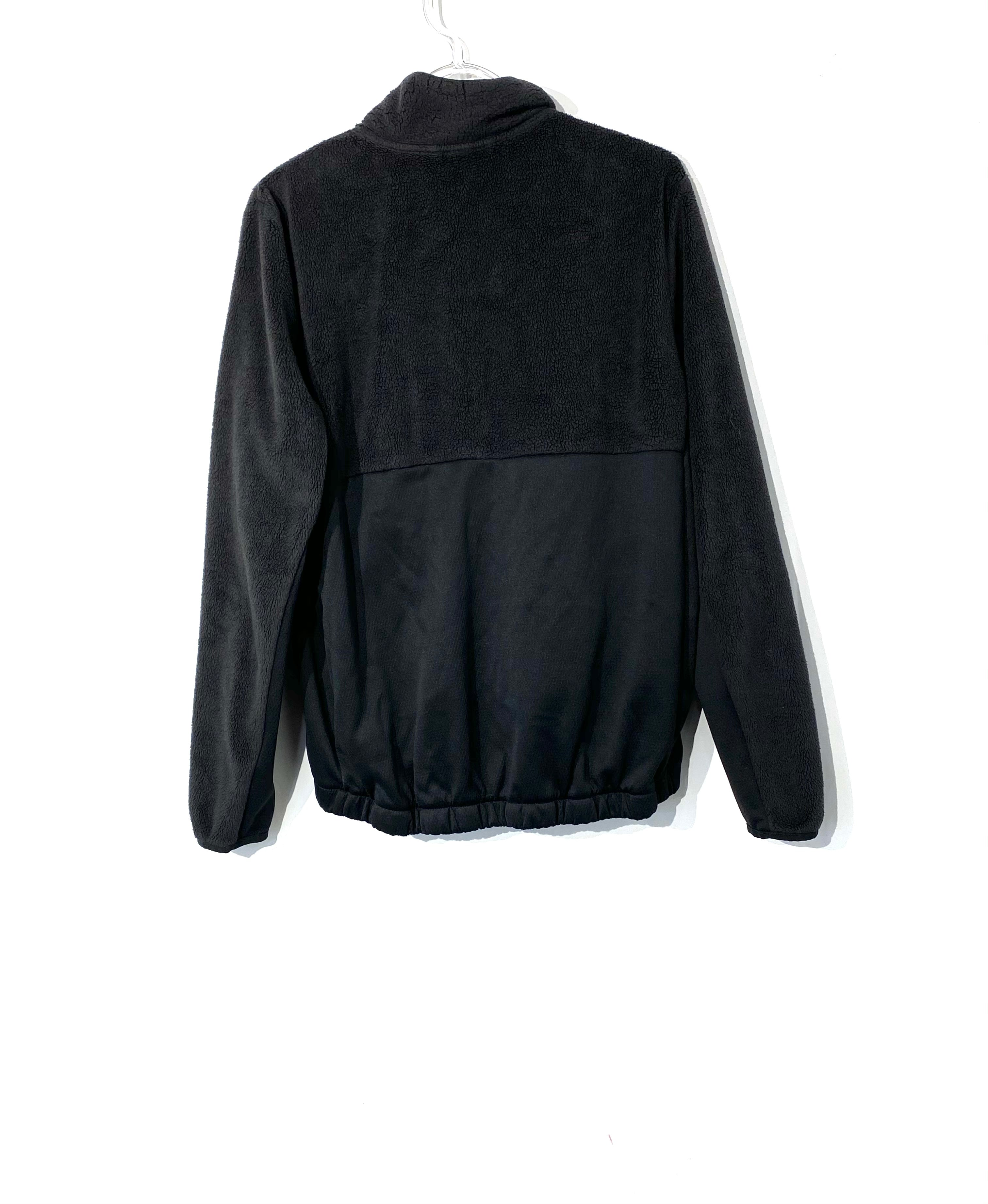 Photo #1 - BRAND: ADIDAS <BR>STYLE: FLEECE <BR>COLOR: BLACK <BR>SIZE: S <BR>SKU: 262-26275-61342