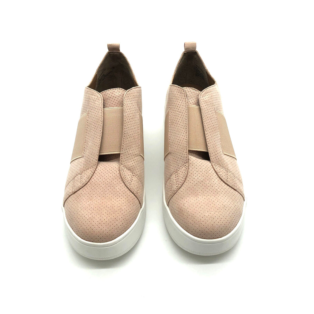 Photo #1 - BRAND: STEVE MADDEN <BR>STYLE: SHOES FLATS <BR>COLOR: LIGHT PINK <BR>SIZE: 9.5 <BR>SKU: 262-26275-75063<BR><BR>AS IS FINAL SALE <BR>LIKE NEW