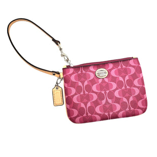 Primary Photo - BRAND: COACH STYLE: WRISTLET COLOR: MONOGRAM SKU: 262-26275-62645AS ISDESIGNER ITEM FINAL SALE