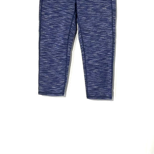 Primary Photo - BRAND: ATHLETA STYLE: ATHLETIC CAPRIS COLOR: BLUE WHITE SIZE: M SKU: 262-26275-73444