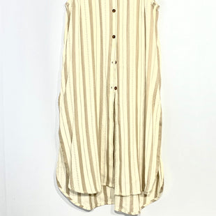 Primary Photo - BRAND: ANTHROPOLOGIE STYLE: DRESS SHORT SLEEVELESS COLOR: STRIPED SIZE: S SKU: 262-26211-140395