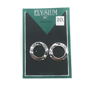 Primary Photo - BRAND: ELYSIUM INC.STYLE: EARRINGS COLOR: STERLING SILVER SKU: 262-26275-69743AS IS