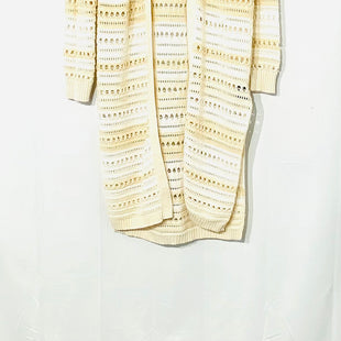 Primary Photo - BRAND: ALYA STYLE: SWEATER CARDIGAN LIGHTWEIGHT LONGCOLOR: BEIGE SIZE: S SKU: 262-26275-72454BLACK SPOT IS SENSOR ITEM IS IN GREAT CONDITION