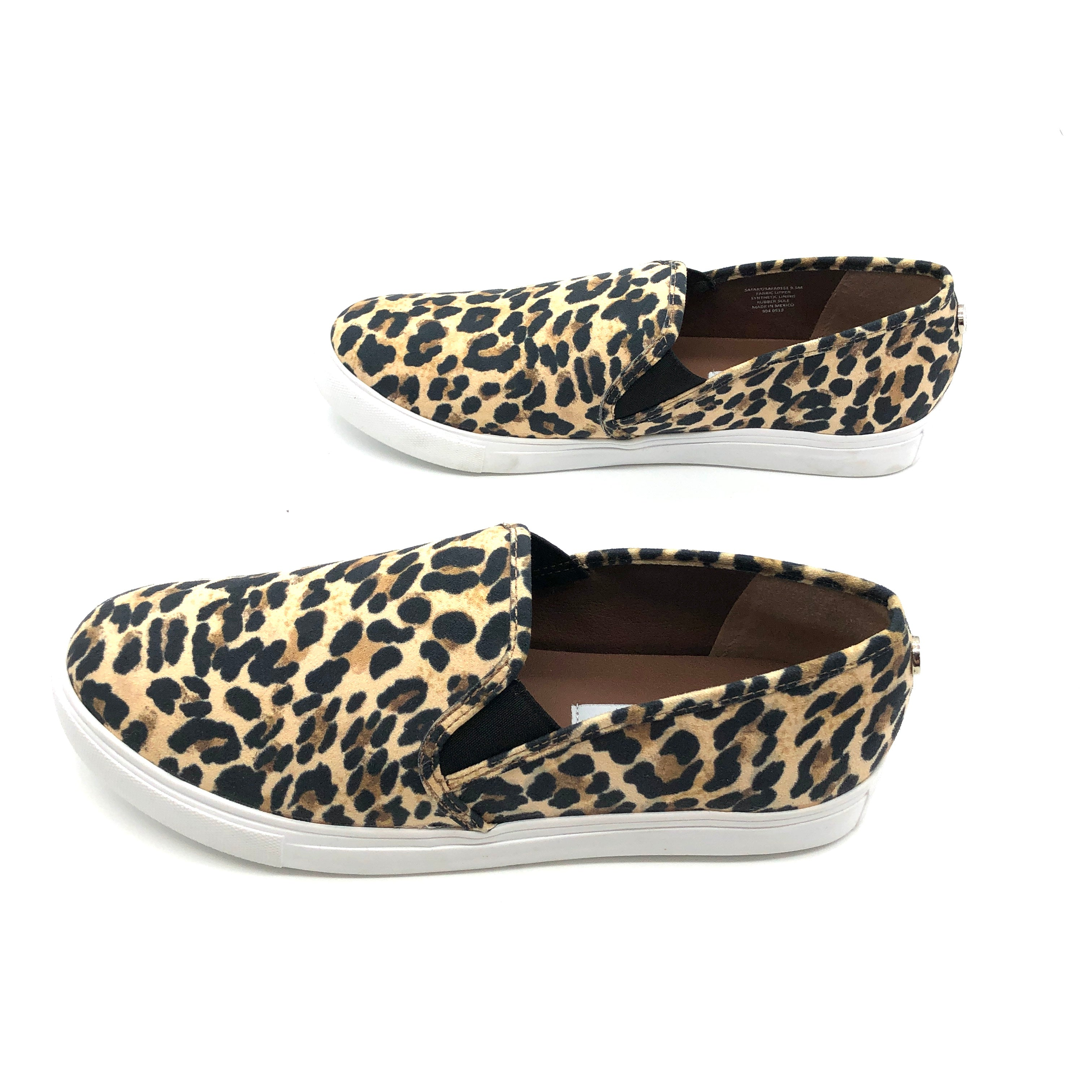 Photo #4 - BRAND: STEVE MADDEN <BR>STYLE: SHOES FLATS <BR>COLOR: ANIMAL PRINT <BR>SIZE: 9.5 <BR>SKU: 262-26275-75062<BR><BR>AS IS FINAL SALE <BR>LIKE NEW <BR>
