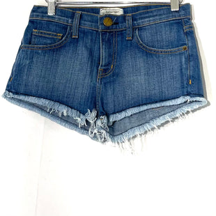Primary Photo - BRAND: CURRENT ELLIOTT STYLE: SHORTS COLOR: DENIM SIZE: 2 SKU: 262-26275-77035