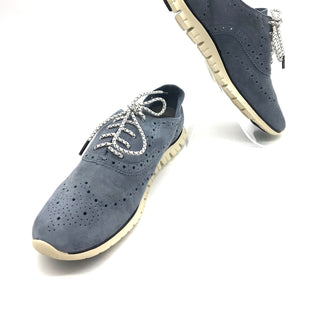 Primary Photo - BRAND: COLE-HAAN STYLE: SHOES FLATS COLOR: BLUE SIZE: 7.5 SKU: 262-26241-43035