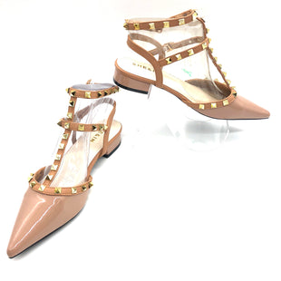 Primary Photo - BRAND:    SHE&INSTYLE: SHOES FLATS COLOR: NUDE SIZE: 38 (US: APPROX. 7.5)OTHER INFO: SHE&IN - SKU: 262-26211-144358