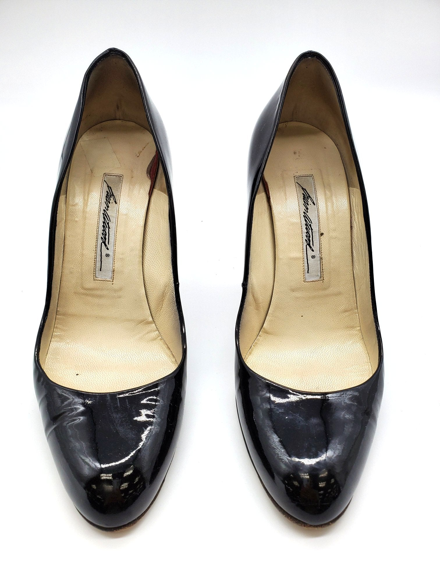 Primary Photo - BRAND:    BRIAN ATWOOD <BR>STYLE: SHOES LOW HEEL <BR>COLOR: BLACK <BR>SIZE: 8.5 <BR>SKU: 262-26211-138968<BR>AS IS SLIGH WEAR <BR>