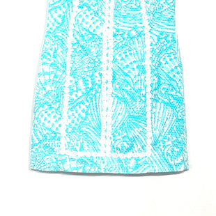 Primary Photo - BRAND: LILLY PULITZER STYLE: DRESS SHORT SLEEVELESS COLOR: BLUE WHITE SIZE: S /4SKU: 262-26275-65815DESIGNER FINAL
