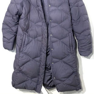 Primary Photo - BRAND: NORTHFACE STYLE: COATCOLOR: GREY PURPLISHSIZE: XL SKU: 262-26241-42672DESIGNER FINAL 650 FILL