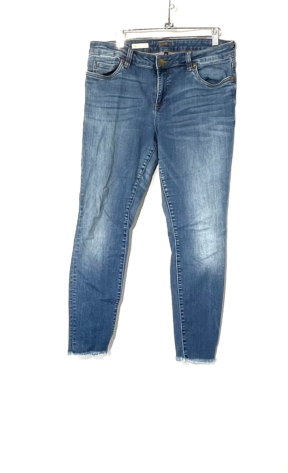 Primary Photo - BRAND: KUT <BR>STYLE: JEANS <BR>COLOR: DENIM <BR>SIZE: 12 <BR>SKU: 262-26275-73209<BR>CONNIE ANKLE SKINNY