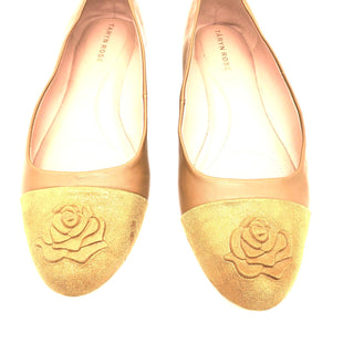 Primary Photo - BRAND: TARYN ROSE SHOES STYLE: SHOES FLATS COLOR: BROWN SIZE: 7.5 SKU: 262-26211-140046AS IS