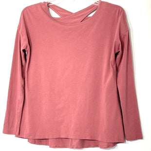 Primary Photo - BRAND: LULULEMON STYLE: ATHLETIC TOP COLOR: RASPBERRY SIZE: 2 SKU: 262-26241-46373DESIGNER FINAL