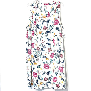 Primary Photo - BRAND: OLD NAVY STYLE: DRESS SHORT SLEEVELESS COLOR: FLORAL SIZE: 2X SKU: 262-26211-143562