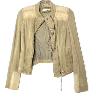Primary Photo - BRAND: PEYTON JENSEN STYLE: JACKET OUTDOOR COLOR: OLIVE SIZE: S SKU: 262-26275-76436