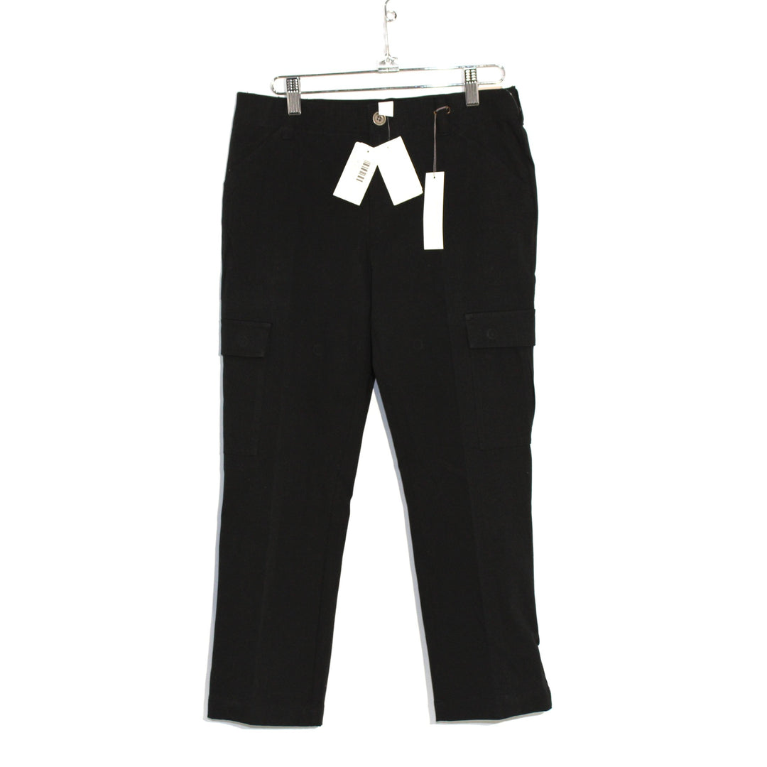 Primary Photo - BRAND: CHICOS <BR>STYLE: PANTS <BR>COLOR: BLACK <BR>SIZE: 00/4<BR>SKU: 262-26275-59605