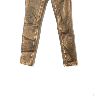 Primary Photo - BRAND: PAIGE STYLE: PANTS COLOR: GOLD SPARKLESSIZE: 2 /25SKU: 262-26241-44295
