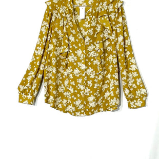 Primary Photo - BRAND: ANN TAYLOR STYLE: TOP LONG SLEEVE COLOR: FLORAL SIZE: XL SKU: 262-26275-73171
