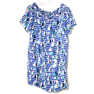 Primary Photo - BRAND: VINEYARD VINES STYLE: DRESS SHORT SHORT SLEEVE COVERCOLOR: MULTI SIZE: XL SKU: 262-26275-64611OFF SHOULDER STYLE