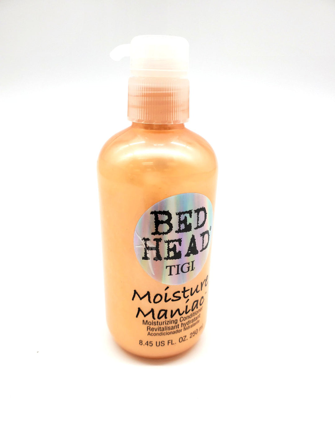 Primary Photo - BRAND:    BED HEAD<BR>STYLE: MOISTURE MANIAC MOISTURIZING CONDITIONER <BR>COLOR: MULTI <BR>SKU: 262-262101-1078<BR>AS IS