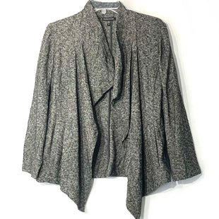 Primary Photo - BRAND: EILEEN FISHER STYLE: SWEATER CARDIGAN LIGHTWEIGHT COLOR: GREY SIZE: XS SKU: 262-262101-242968% COTTONDESIGNER FINAL