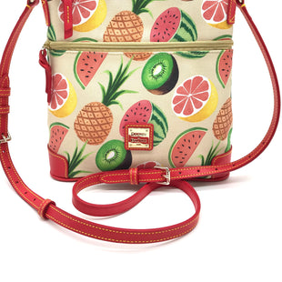 Primary Photo - BRAND: DOONEY AND BOURKE STYLE: HANDBAG DESIGNER COLOR: TROPICAL SIZE: SMALL SKU: 262-26275-57672IN NEW CONDITION DESIGNER BRAND - FINAL SALE