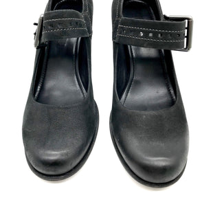 Primary Photo - BRAND: ECCO STYLE: SANDALS LOW COLOR: BLACK SIZE: 8 SKU: 262-26275-64941GENTLE WEAR - AS IS