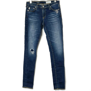 Primary Photo - BRAND: ADRIANO GOLDSCHMIED STYLE: JEANS COLOR: DENIM SIZE: 4 SKU: 262-26275-76456