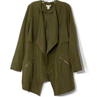 Primary Photo - BRAND: BAR III STYLE: COVERCOLOR: OLIVE SIZE: XL SKU: 262-26275-77041