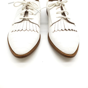 Primary Photo - BRAND: KENSIE STYLE: SHOES FLATS COLOR: WHITE SIZE: 7 SKU: 262-26275-64174AS IS SLIGHT SPOTS