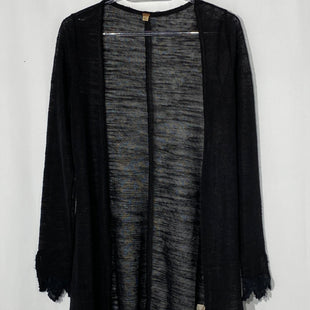 Primary Photo - BRAND: FREE PEOPLE STYLE: SWEATER CARDIGAN LIGHTWEIGHT COLOR: BLACK SIZE: XS /SSKU: 262-26211-141231
