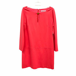 Primary Photo - BRAND: TRINA TURK STYLE: DRESS SHORT LONG SLEEVE COLOR: CORAL SIZE: L SKU: 262-26241-46547