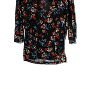 Primary Photo - BRAND: FREE PEOPLE STYLE: TOP 3/4 LONG SLEEVE COLOR: FLORAL SIZE: XS SKU: 262-26275-70593