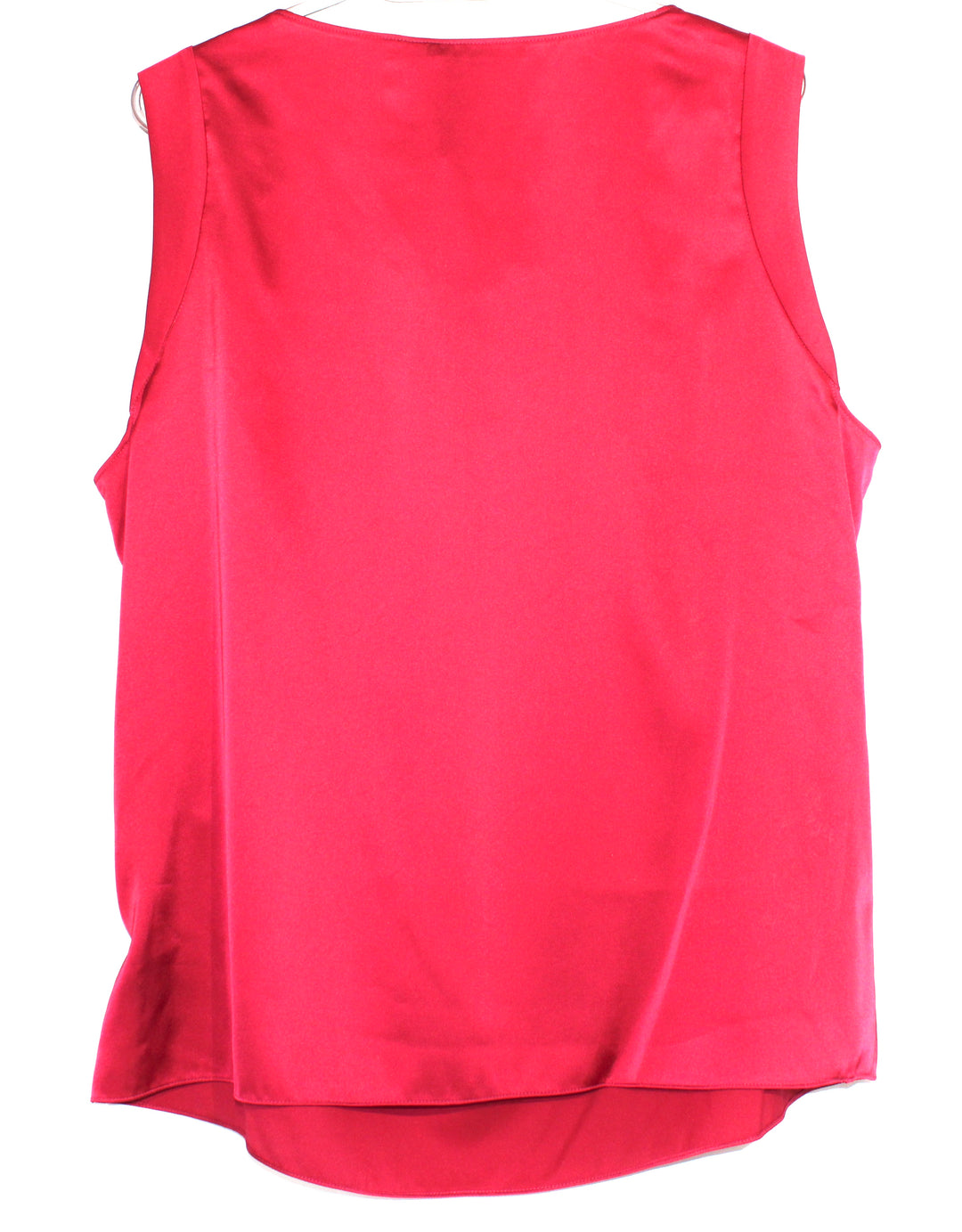Photo #1 - BRAND: TAHARI <BR>STYLE: TOP SLEEVELESS <BR>COLOR: RED <BR>SIZE: XL <BR>SKU: 262-26211-136475<BR><BR>3% ELASTANE