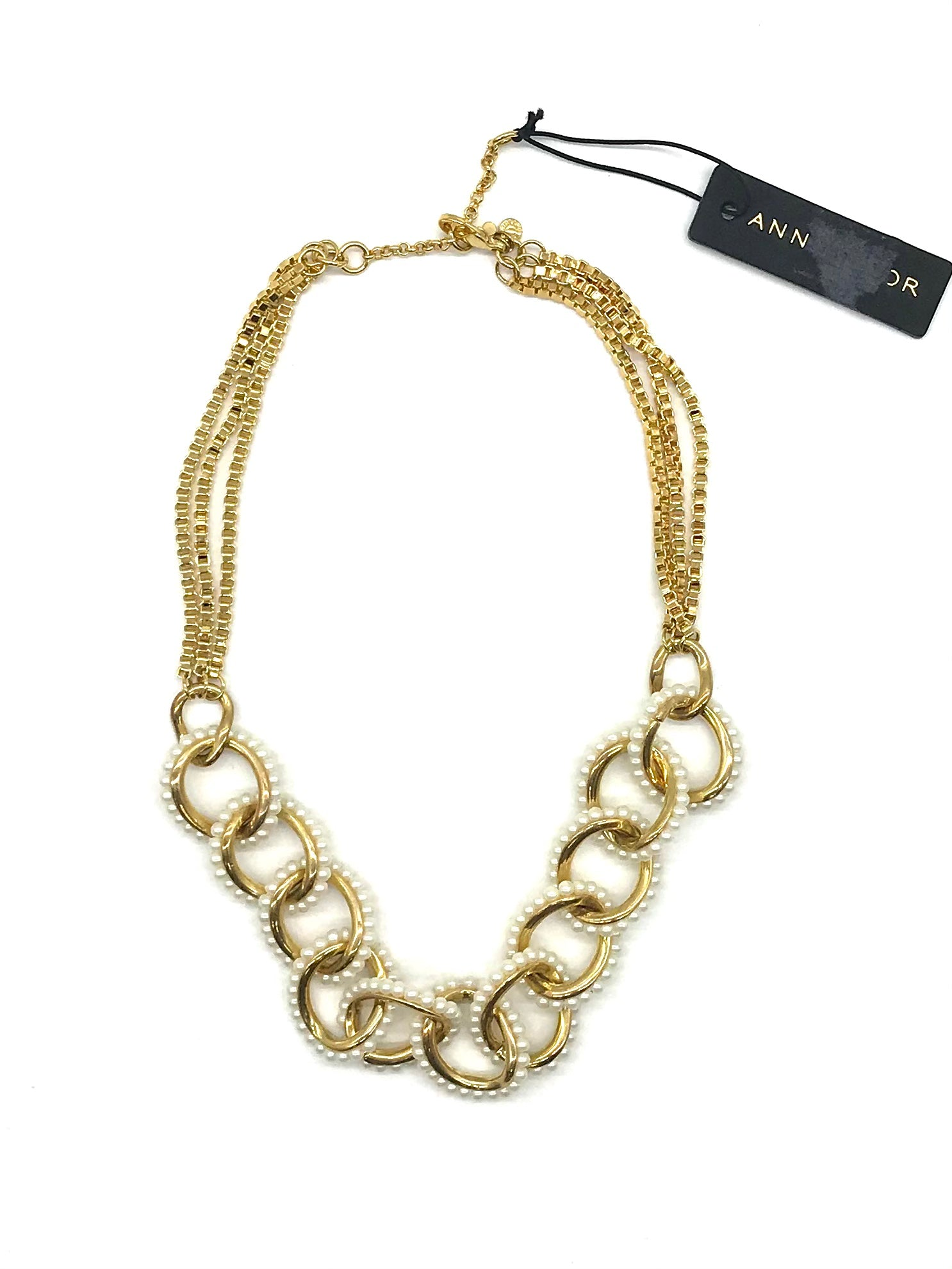 Primary Photo - BRAND:  ANN TAYLOR<BR>STYLE: NECKLACE <BR>SKU: 262-26241-44270<BR>AS IS