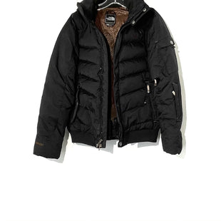 Primary Photo - BRAND: NORTHFACE RECCO 600STYLE: JACKET OUTDOOR COLOR: BLACK SIZE: M SKU: 262-26275-73665GENTLEST WEAR SOME DOWN SHOWING IN SOME SEAMS AS IS