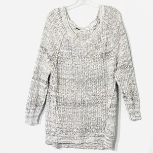 Primary Photo - BRAND: FREE PEOPLE STYLE: SWEATER LIGHTWEIGHT COLOR: BLUE WHITE SIZE: L SKU: 262-26275-74588TUNIC LENGTH