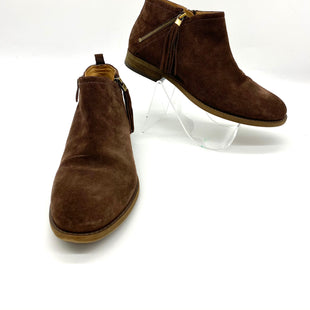 Primary Photo - BRAND: FRANCO SARTO STYLE: BOOTS ANKLE COLOR: BROWN SIZE: 9 SKU: 262-26275-68258