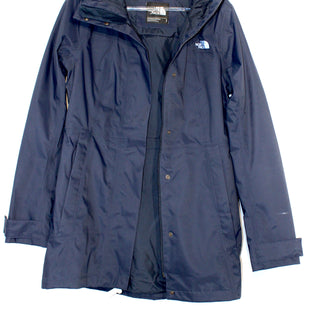 Primary Photo - BRAND: NORTHFACE STYLE: RAIN COAT JACKETCOLOR: NAVY SKU: 262-26241-42008DESIGNER FINAL