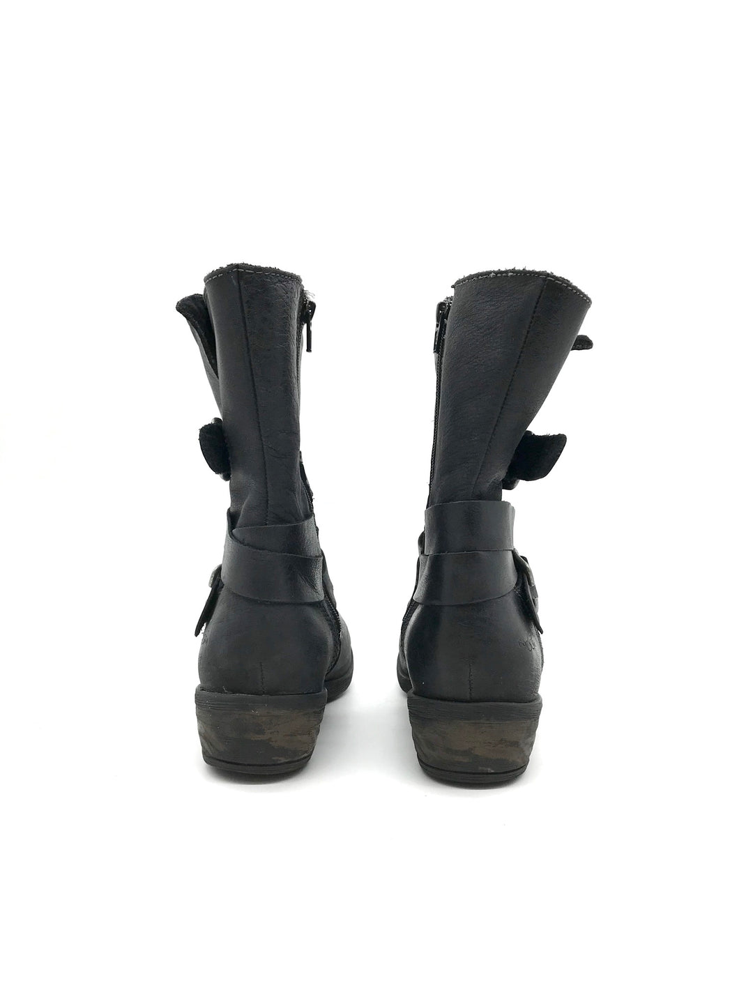 Photo #4 - BRAND: BOC <BR>STYLE: BOOTS ANKLE <BR>COLOR: BLACK <BR>SIZE: 7 <BR>SKU: 262-26275-69243<BR>AS IS