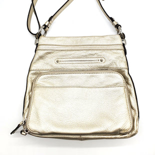 Primary Photo - BRAND: B MAKOWSKY STYLE: HANDBAG COLOR: GOLD SIZE: SMALL SKU: 262-26298-569AS IS