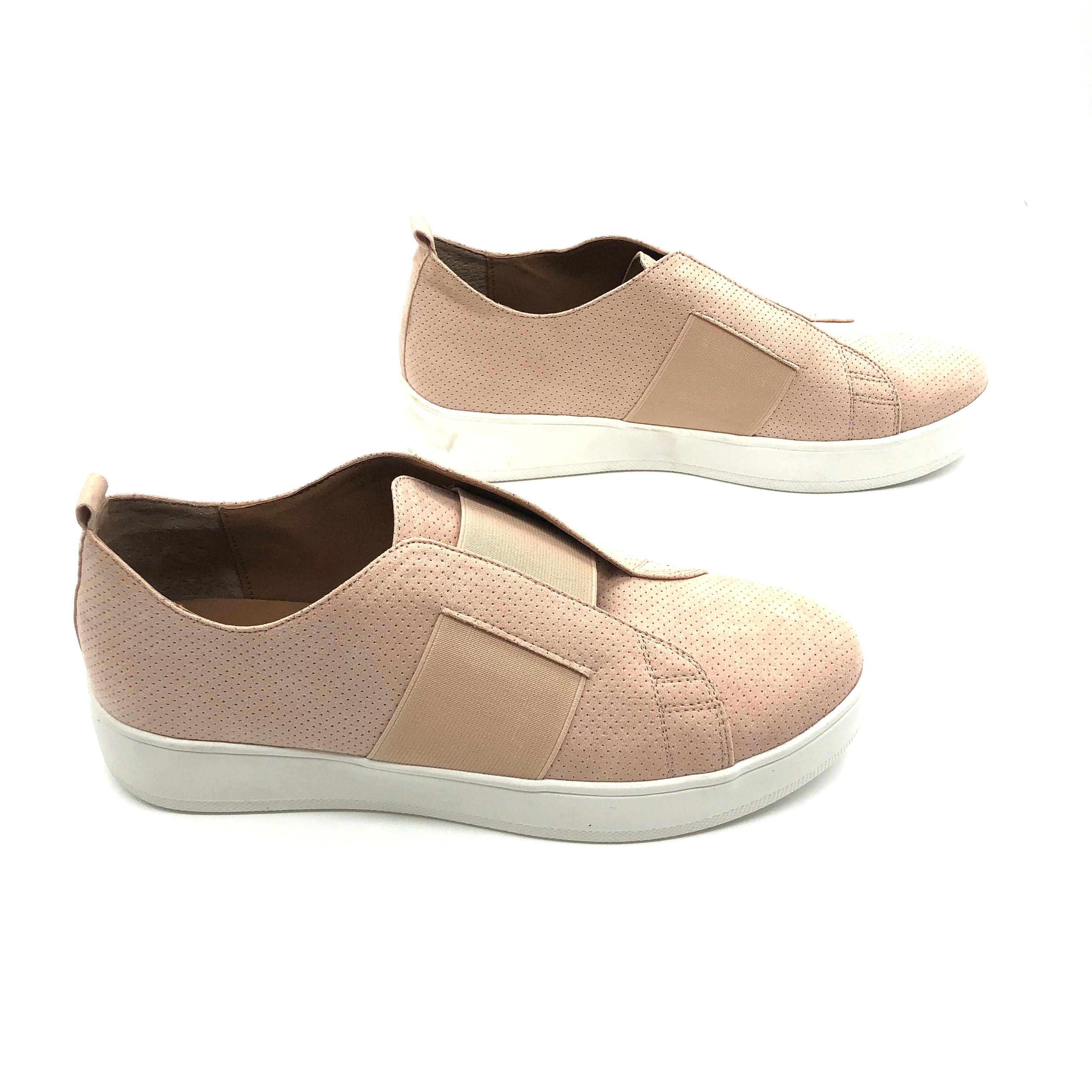 Photo #3 - BRAND: STEVE MADDEN <BR>STYLE: SHOES FLATS <BR>COLOR: LIGHT PINK <BR>SIZE: 9.5 <BR>SKU: 262-26275-75063<BR><BR>AS IS FINAL SALE <BR>LIKE NEW