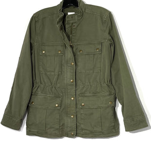 Primary Photo - BRAND: GAP STYLE: JACKET OUTDOOR COLOR: OLIVE SIZE: XS SKU: 262-26275-77734
