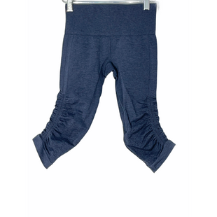 Primary Photo - BRAND: LULULEMON STYLE: ATHLETIC CAPRIS COLOR: NAVY SIZE: 2 SKU: 262-26241-47335DESIGNER FINAL