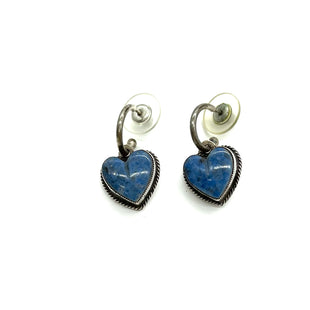 Primary Photo - BRAND:    CLOTHES MENTOR STYLE: EARRINGS COLOR: STERLING SILVER NEED CLEANING AS IS SKU: 262-26241-46873