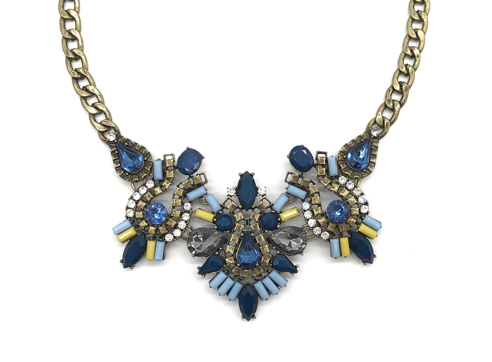 Primary Photo - BRAND:  ANN TAYLOR LOFT<BR>STYLE: NECKLACE <BR>COLOR: MULTI <BR>SKU: 262-262101-1138<BR>AS IS