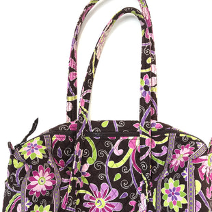 Primary Photo - BRAND: VERA BRADLEY STYLE: HANDBAG COLOR: FLORAL SIZE: MEDIUM SKU: 262-26275-60969AS IS