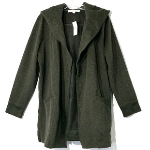 Primary Photo - BRAND: ANN TAYLOR LOFT STYLE: SWEATER CARDIGAN LIGHTWEIGHT COLOR: OLIVE SIZE: M SKU: 262-26275-74738