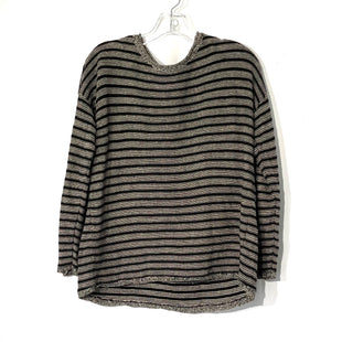Primary Photo - BRAND: EILEEN FISHER STYLE: TOP LONG SLEEVE COLOR: STRIPED SIZE: XS SKU: 262-26275-73909